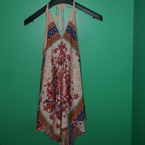 Band of Gypsies  Halter Top